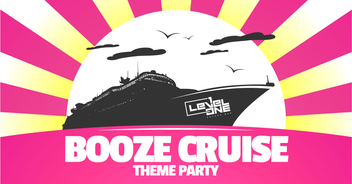 Booze Cruise Theme Party