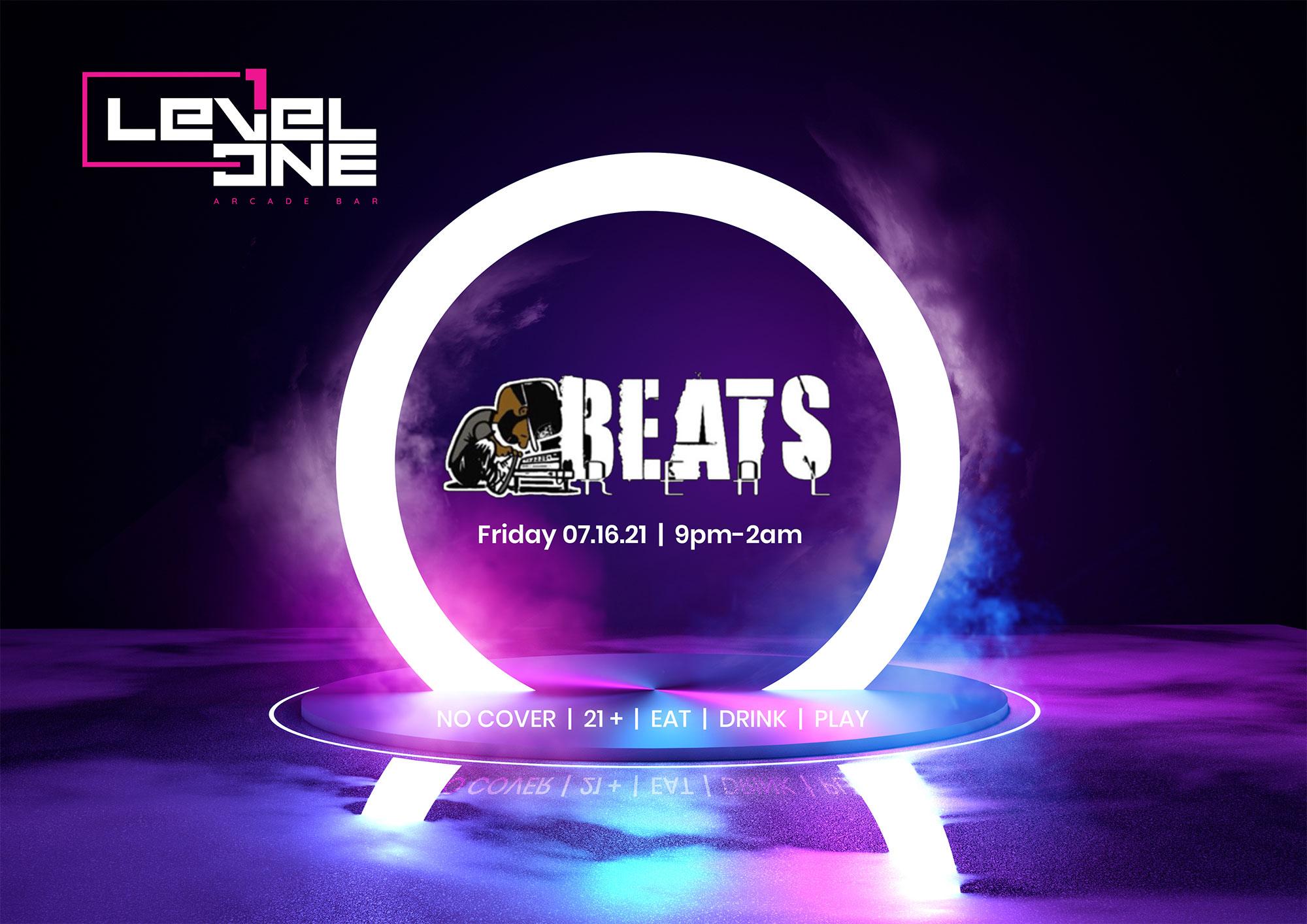 DJ Beats Real