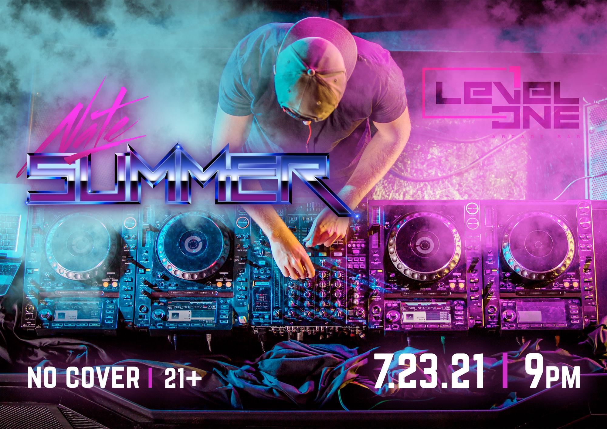 DJ Nate Summer