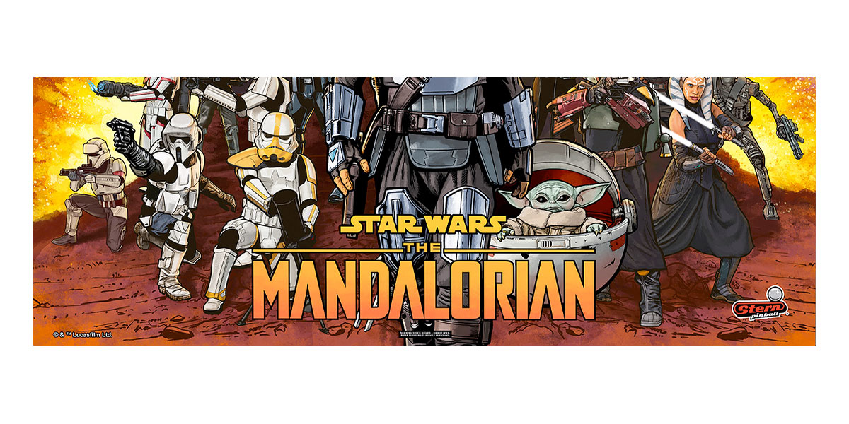 Stern The Mandalorian