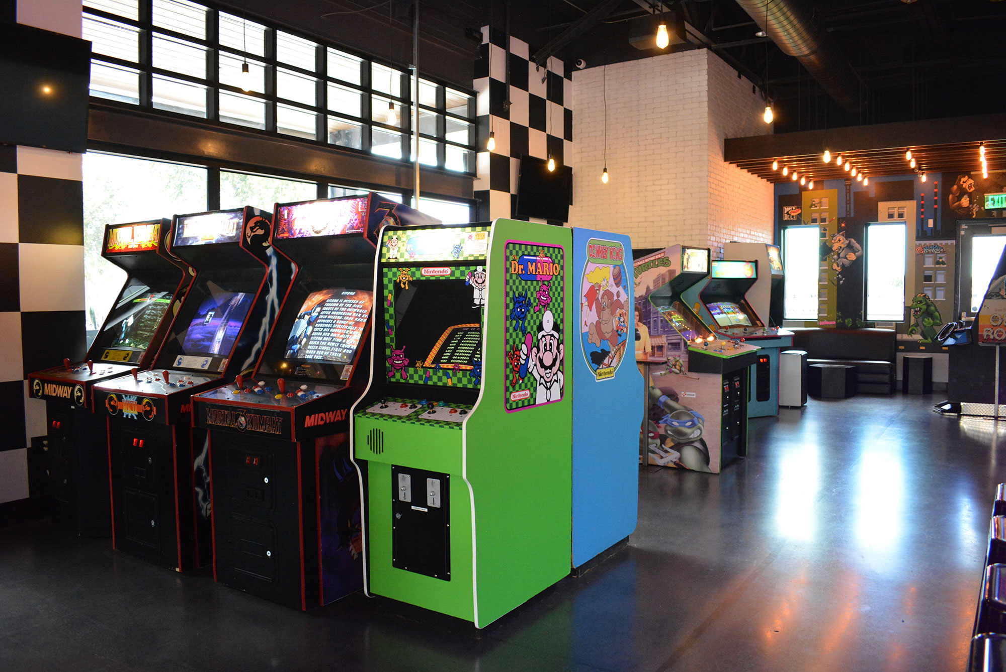 Level 1 Arcade Bar Games