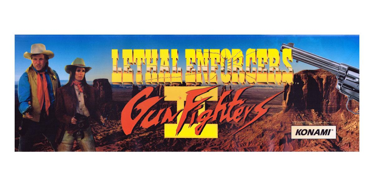 Lethal Enforcers II: Gun Fighters