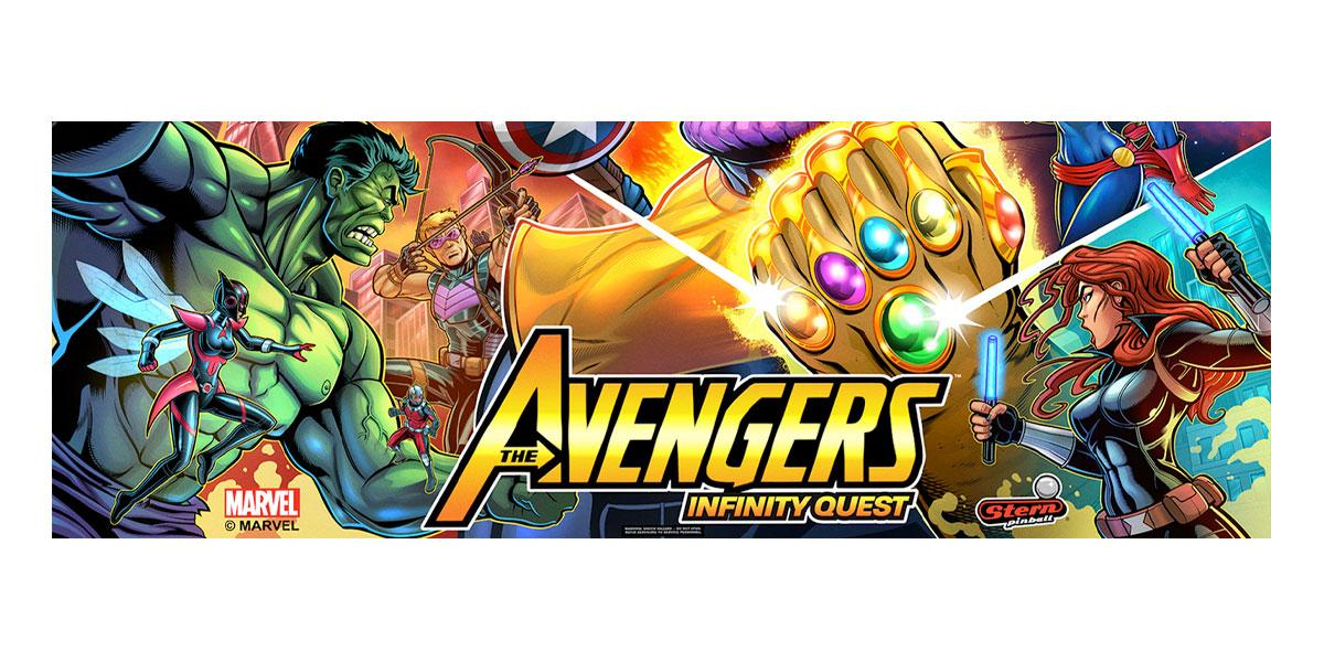 Stern Avengers: Infinity Quest